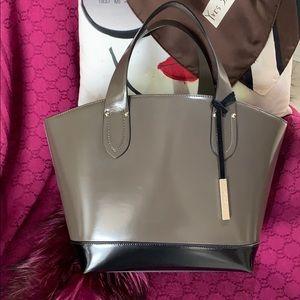 Leather Tote Purse HandBag Amber Rose 🌹